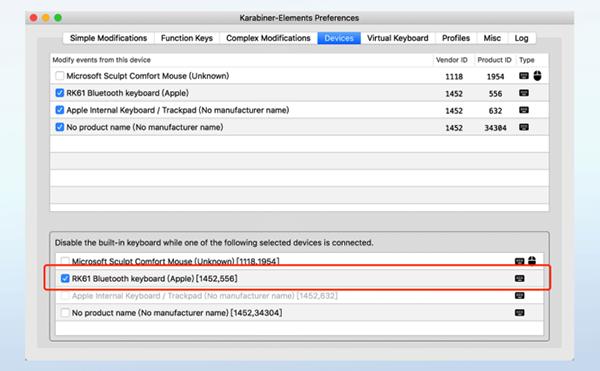 Karabiner Mac版-Karabiner for mac下载 V12.9.0