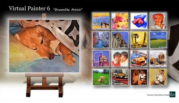 Virtual Painter中文版下载