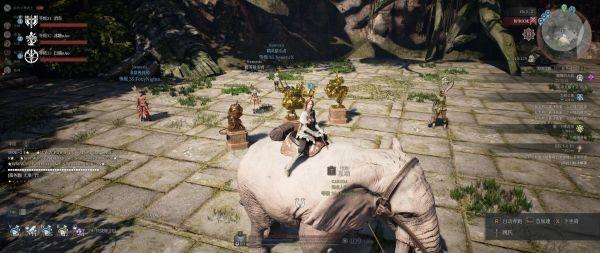 神佑释放驯服坐骑方法的攻略介绍