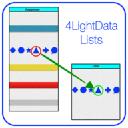 4LightData Lists Mac版