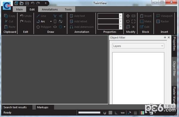 Twinview(CAD文件编辑器)