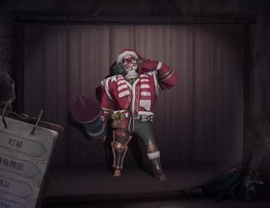 第五人格双电节活动来袭 圣诞限定时装即将上线