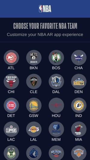 NBA AR软件下载